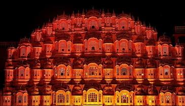 Delhi Jaipur Delhi